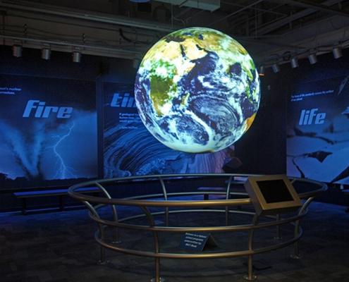 Indoor-led-ball-screen