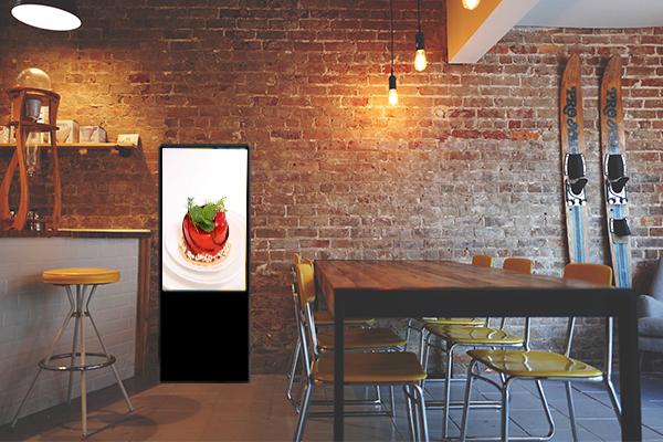 Indoor Digital Signage,Interactive touchscreen kiosk | 360DS