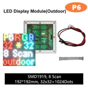 p6-Outdoor-LED-Tile- Panels